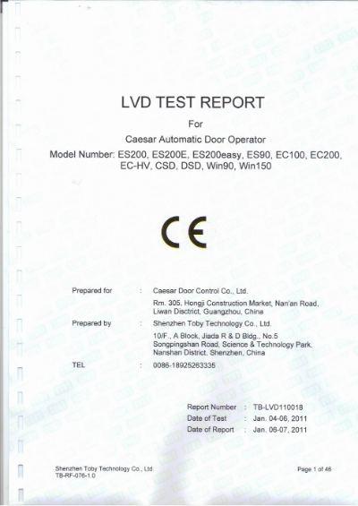 TB - LVD110018