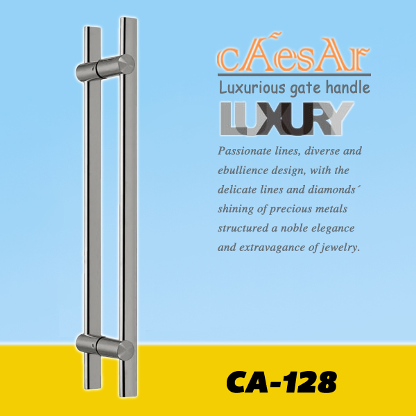 Luxurious door handles CA-128