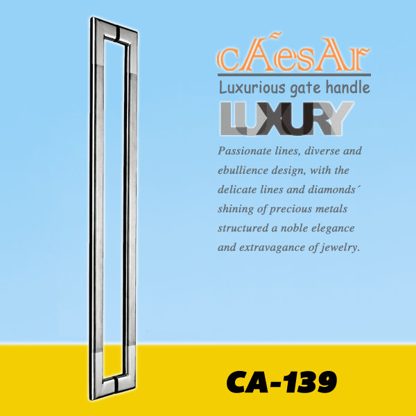 Sliding glass door handles CA-139