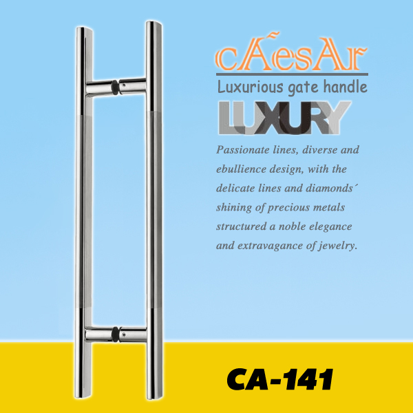 Sliding glass door handles CA-141