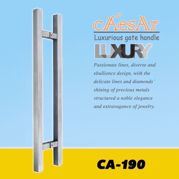 luxurious door handles CA-190