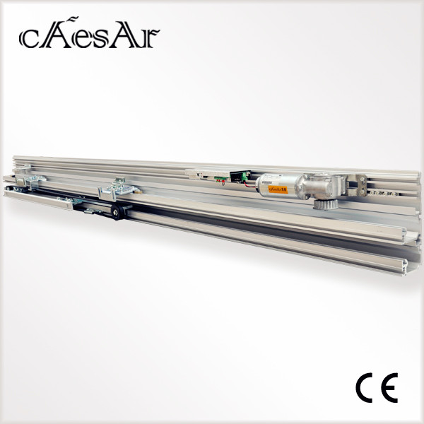 DSD automatic telescopic sliding door