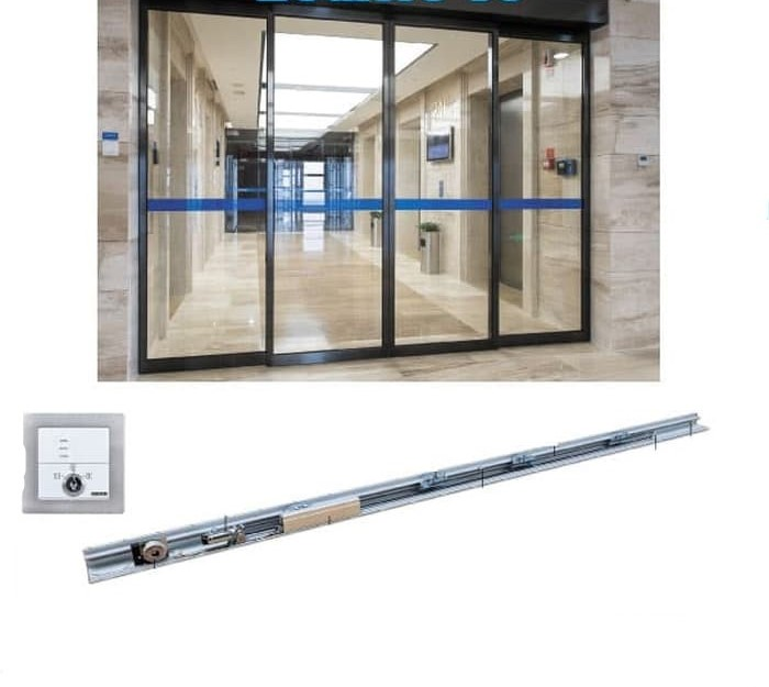 EC 80 sliding door operator
